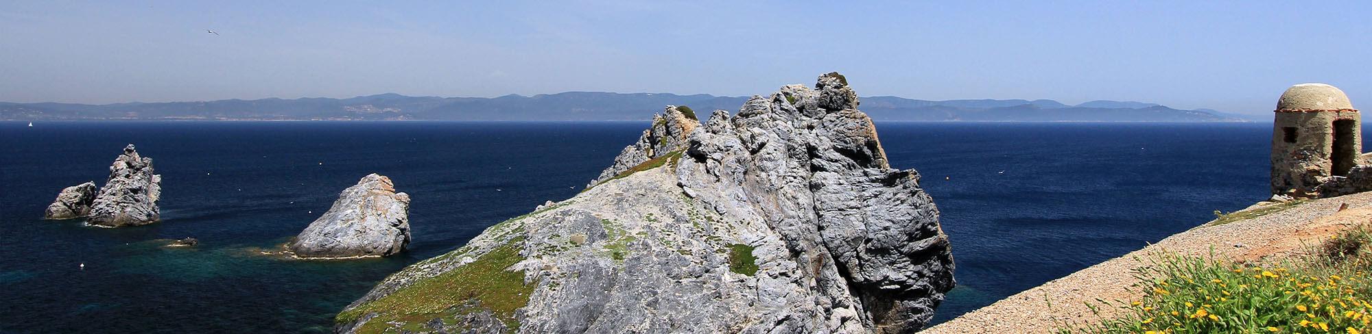Plan du site Vacances Giens, 4 campings sur la presqu'île de Giens pour assouvir toutes vos envies de vacances en Provence dans le Var en France.
